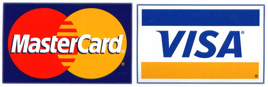 visa & master card accepted