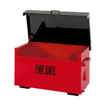 Van Vault Site & Tool Storage Fire Safe 4x2x2 Sitebox10