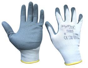 Ansell Hyflex Foam Glove Sz 07 Bee