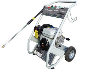 5.5 Hp Petrol Pressure Washer Jefwaspet055hp