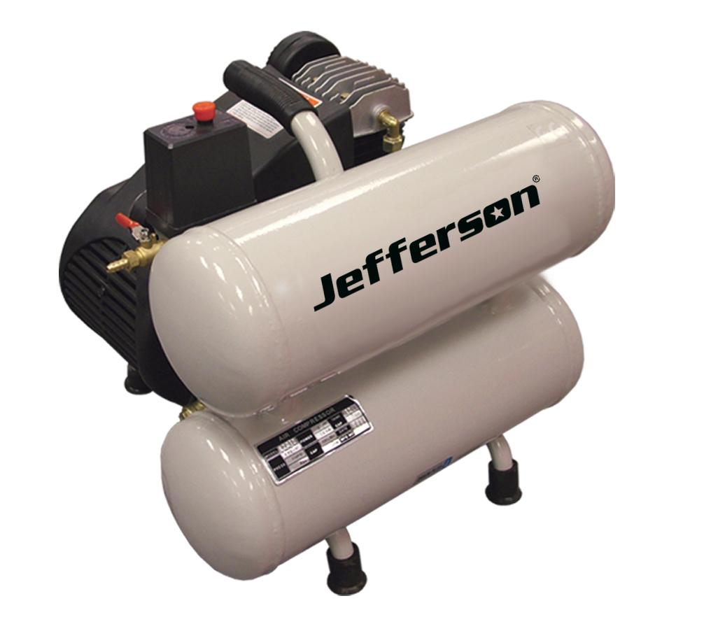 24 Litre Twin Tank Compressor Jeflds2012/twin