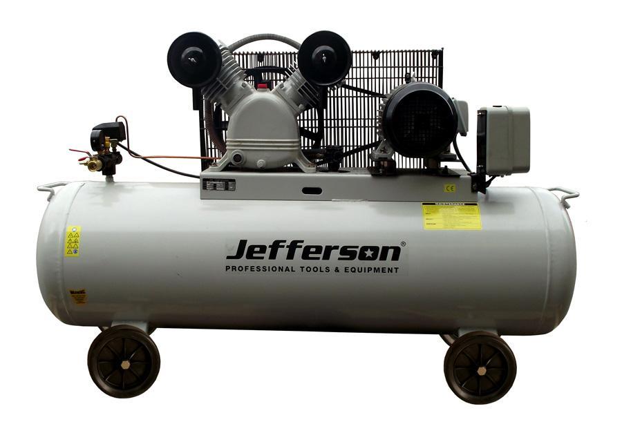 270 Litre 5.5hp Compressor 3phase Jefldv0.48/270l