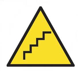 Caution Hazard Signs Caution Hazard Safety Sign Plastic Art302 Haz5