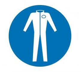 Mandatory Safety Signs Safety Sign Art3 Aluminium Man9