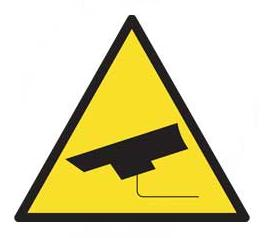 Caution Hazard Signs Caution Hazard Safety Sign Plastic Art303 Haz8