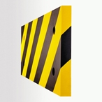 Traffic Calming / Speed Ramps Rectangle 200 / 20 (500mm) Pre-drilled Impact Protection Pitt46