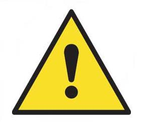 Caution Hazard Signs Caution Hazard Safety Sign Aluminium Art305 Haz15