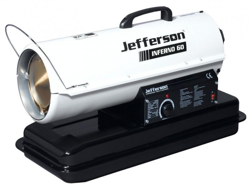 Inferno 60 Space Heater Jefhtspc060
