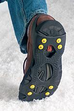 Ice Traction Boot Attachment L Bee