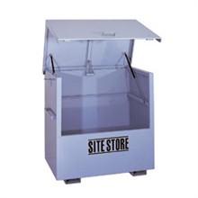 Van Vault Site & Tool Storage Site Store 4x4x2 Sitebox6