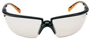 Solus Black/orange Clear Lens Bee
