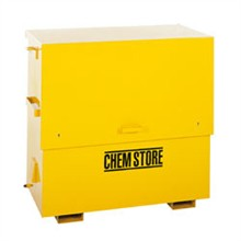 Van Vault Site & Tool Storage Chem Store 4x4x2 Sitebox7