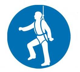 Mandatory Safety Signs Safety Sign Art9 Aluminium Man25