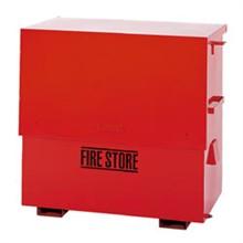 Van Vault Site & Tool Storage Fire Store 4x4x2 Sitebox9