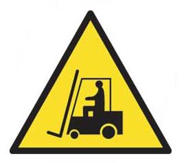 Caution Hazard Signs Caution Hazard Safety Sign Plastic Art309 Haz26