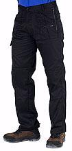 Action Work Trousers Black 30 Bee