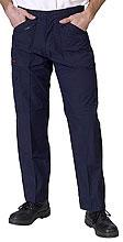 Action Work Trousers Navy 30 Bee