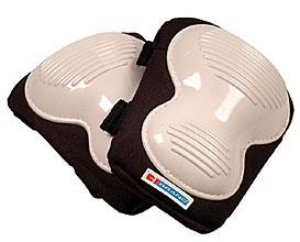 B-brand Poly Ridged Knee Pad Bee