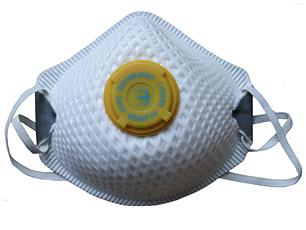 B-brand P3v Mesh Cup Mask Bee