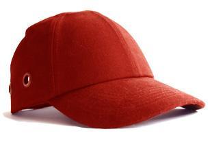 B-brand Sfty Baseball Cap Red Bee