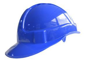 B-brand Vented S/helmet Blue Bee
