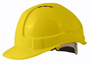 B-brand Ratch S/helmet Yellow Bee