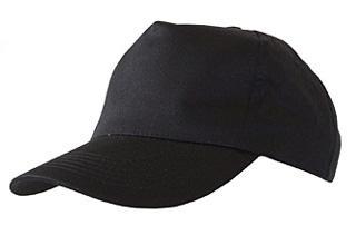 Baseball Cap Black Bee