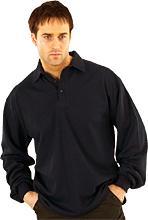 Click Fr Pk Shirt L/s Navy S Bee