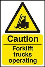 Forklift Trucks Rpvc (pk5) Bee
