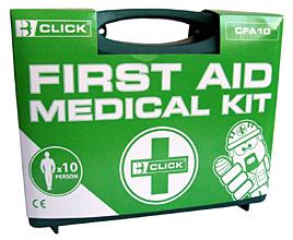10 Person First Aid Kit Bee