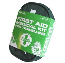 1 Person First Aid Kit Pouch Bee