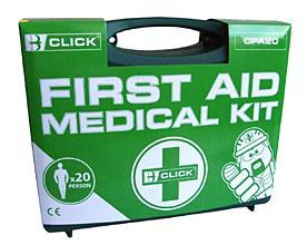 20 Person First Aid Kit Bee