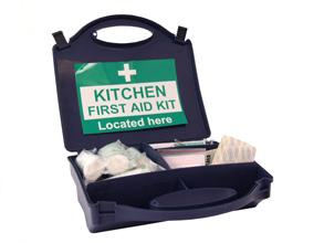 10 Person Kitchen 1st Aid Kit Bee
