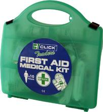 10 Person Trader First Aid Kit Bee