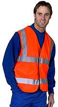 Fr En471 Vest App G Orange Xl Bee