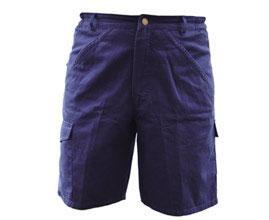 Click C/pocket Shorts Navy 30 Bee