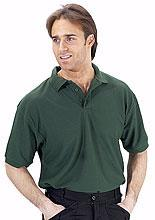 Click Pk Shirt Bgreen L Bee