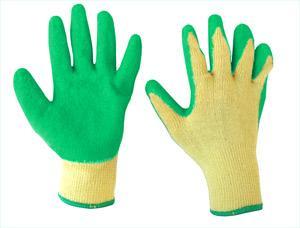 Economy Grip Glove Green L Bee