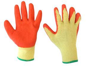 Economy Grip Glove Orange L Bee