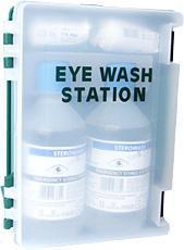 Eyewash Boxed Station 2x500ml Bee