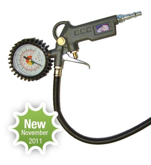 Tyre Inflating Gun Flexible Connector Jefg52