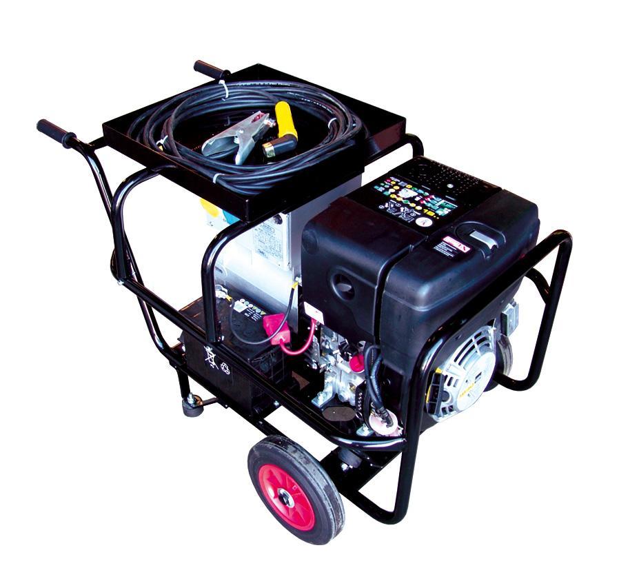 200amp Diesel Welder Generator Gen180a/dc
