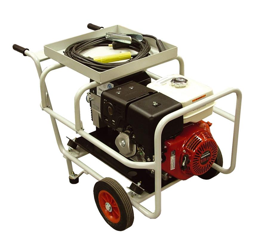200amp Honda Petrol Welder Generator Gen200a/dc