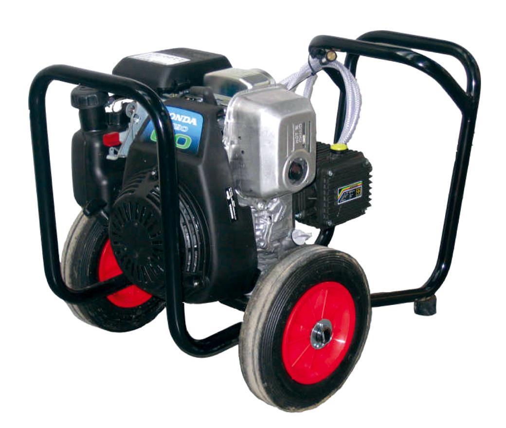 5.5 Hp Petrol Pressure Washer Gendom160hlpf