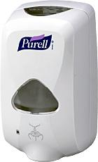 Tfx Purell Touch Free Disp Wht Bee
