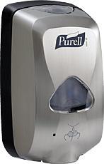 Tfx Purell Touch Free Disp Met Bee