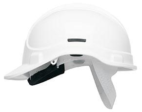 Scott Hc300el Helmet White Bee
