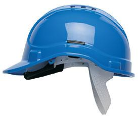 Hc300vel Vented Helmet Blue Bee