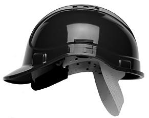 Hc300vel Vented Helmet Black Bee