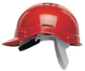Hc300vel Vented Helmet Red Bee